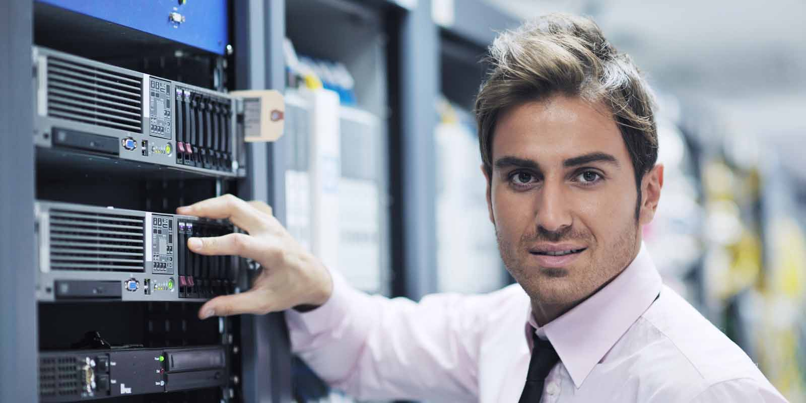 ON-PREMISES SERVER SUPPORT LONDON